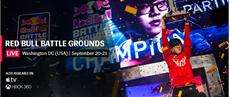 Red Bull Battle Grounds Grand Finals live auf auf Red Bull TV!