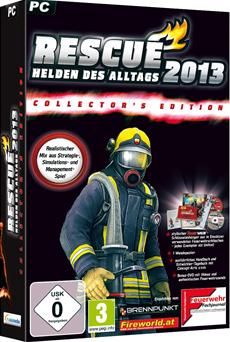 Rescue 2013 CE - Auszug aus Entwicklertagebuch veröffentlicht