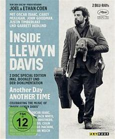 Review (BD): Inside Llewyn Davis / Another Day, Another Time