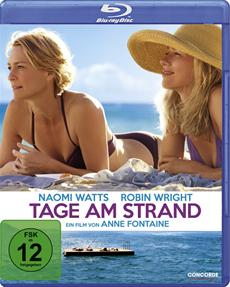 Review (BD): Tage am Strand