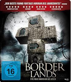 Review (BD): The Borderlands - Eine neue Dimension des Bösen