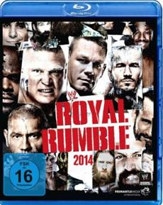 Review (BD): WWE Royal Rumble 2014