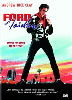 Review (DVD): Ford Fairlane - Rock 'n' Roll Detective