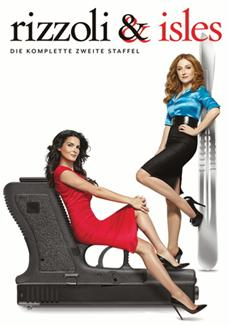Review (DVD): Rizzoli & Isles, Die komplette 2. Staffel