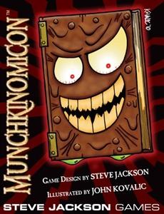 Review (Gesellschaftsspiele): Munchkin Munchkinomicon
