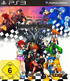Review (PS3): Kingdom Hearts HD 1.5 ReMIX