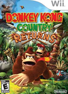 Review (Wii): Donkey Kong Country Returns