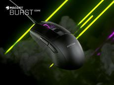 ROCCAT Burst Core - Extreme Lightweight Optical Core Gaming Mouse