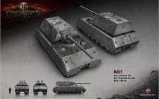 Russisches Panzermuseum Kubinka setzt Riesenpanzer 'Maus' zusammen mit Wargaming wieder instand