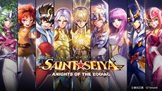Saint Seiya Awakening: Knights of the Zodiac - Mobile-RPG zum Anime-Klassiker heute erschienen