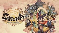 Sakuna: Of Rice and Ruin launches on PS4 and Switch today!