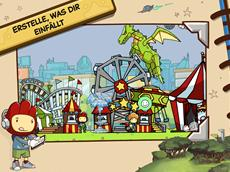 Scribblenauts Unlimited - Kultiges Kreativspiel auch für iOS und Android