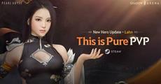 Shadow Arena - Neue spielbare Heldin und zusätzlicher Modus verfügbar