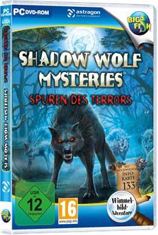 Shadow Wolf Mysteries: Spuren des Terrors - Gefährliche Werwolfjagd im Februar