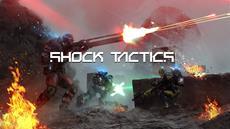 Shock Tactics erscheint heute mit brandneuem Trailer