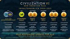 Sid Meier's Civilization VI - New Frontier-Pass erscheint ab 21. Mai 2020