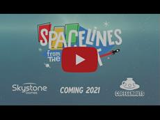Skystone Games and Coffeenauts Premiere 'Spacelines from the Far Out' at TGS