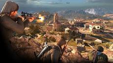 Sniper Elite 4 unterstützt PlayStation4 Pro und DirectX 12