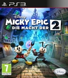 Disney veröffentlicht neuen Trailer zu Disney Micky Epic - Die Macht der 2