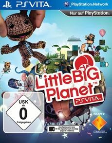 Exklusive LittleBigPlanet Marvel-Superhelden Edition für PS Vita