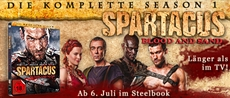 Spartacus – Blood and Sand