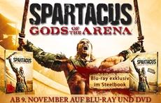 Spartacus: Gier, Korruption und viel Blut im Kampf um das Imperium