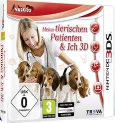 """Sprechstunde in der Tierarztpraxis: """"Meine tierischen Patienten & Ich 3D"""""""