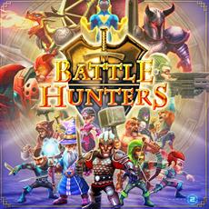 Squad-Based PRG Battle Hunters out Now on PC and Switch