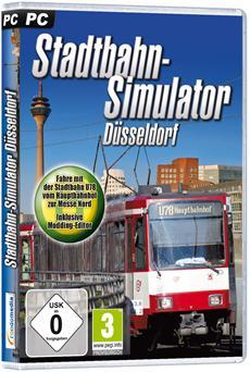 Stadtbahn-Simulator Düsseldorf - Mit der U78 vom Hauptbahnhof zur Messe Nord