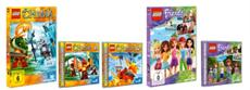 Strahlende Weihnachtssaison mit neuen, aufregenden Abenteuern aus LEGO® CHIMA™ und LEGO® FRIENDS!