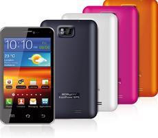 Tablet-Experte Easypix präsentiert erstmals neues Android-Smartphone