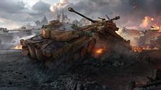 TankBowl-Event und Rückkehr des Fury-Panzers