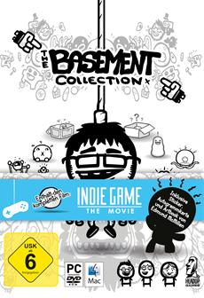 The Basement Collection ab sofort verfügbar inkl. Indie Game: The Movie