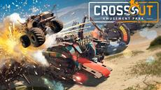 The Crossout update adds a post apocalyptic amusement park building feature