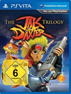 Jak and Daxter, das dynamische Duo, setzt zum heroischen Sprung auf PlayStation Vita an