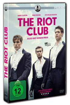 THE RIOT CLUB - DVD- & Blu-ray-Release 05.03.15