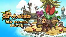 The Survivalists' Farming Update Available to Harvest on Consoles from Today