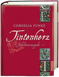 "10 Jahre Cornelia Funkes Weltbestseller ""Tintenherz"""