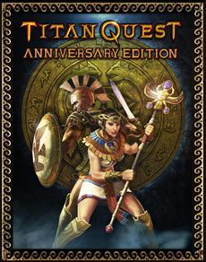 Titan Quest Anniversary Edition über Windows 10 Store verfügbar