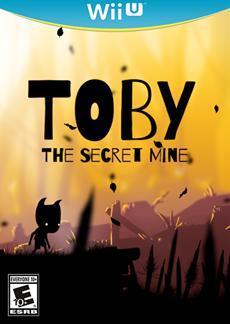 Toby: The Secret Mine Wii U<sup>&trade;</sup> Release am Donnerstag, dem 19. Januar