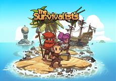 Train monkeys to ape your skills in The Survivalists