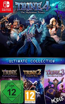 Trine: Ultimate Collection für Nintendo Switch angekündigt