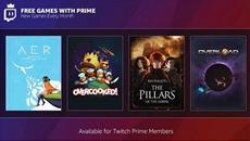 """Twitch Prime: Das sind die """"Spiele mit Prime"""" im November!"""