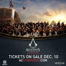 Ubisoft erweckt Assassin&apos;s Creed<sup>&reg;</sup> mit einem gewaltigen Symphonie-Erlebnis zum Leben