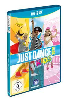 """Ubisoft kündigt """"Just Dance Kids 2014"""" an - Meistverkaufte Tanzspiel für Kinder kehrt mit frischen Songs und Inhalten zurück"""