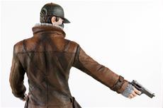 Ubisoft und UBIcollectibles präsentieren detallierte Aiden Pearce_Execution-Figur
