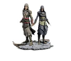 Ubisoft veröffentlicht die von Ubicollectibles designten Assassin's Creed-Film-Figuren und -Artikel