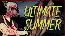 Ultimate Summer debuts on PC. The blood-soaked tower defense game will also hit consoles