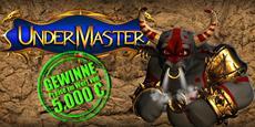 Undermaster Gewinnspiel gestartet - Gesamtwert der Preise: 5000 Euro