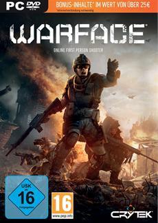 Warface von Crytek als exklusive Box ab sofort im Handel